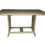 24 pub mission table outdoor patio tables for dining