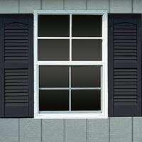 shed window standard 0
