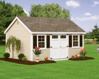 cape cod garden shed quote