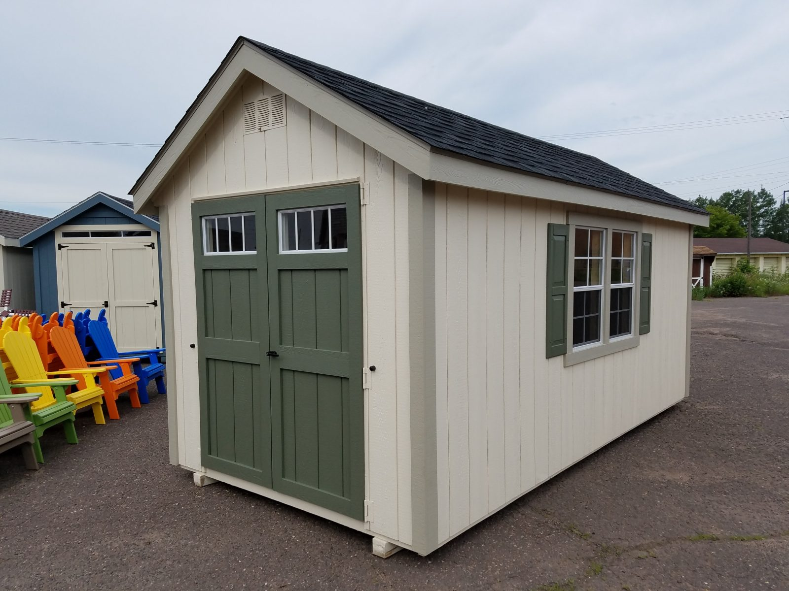 2020 Model Garden Shed For Sale In Minneopolis Mn And