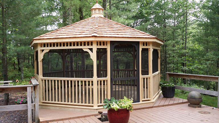 pine gazebo for sale at minnesota state fair