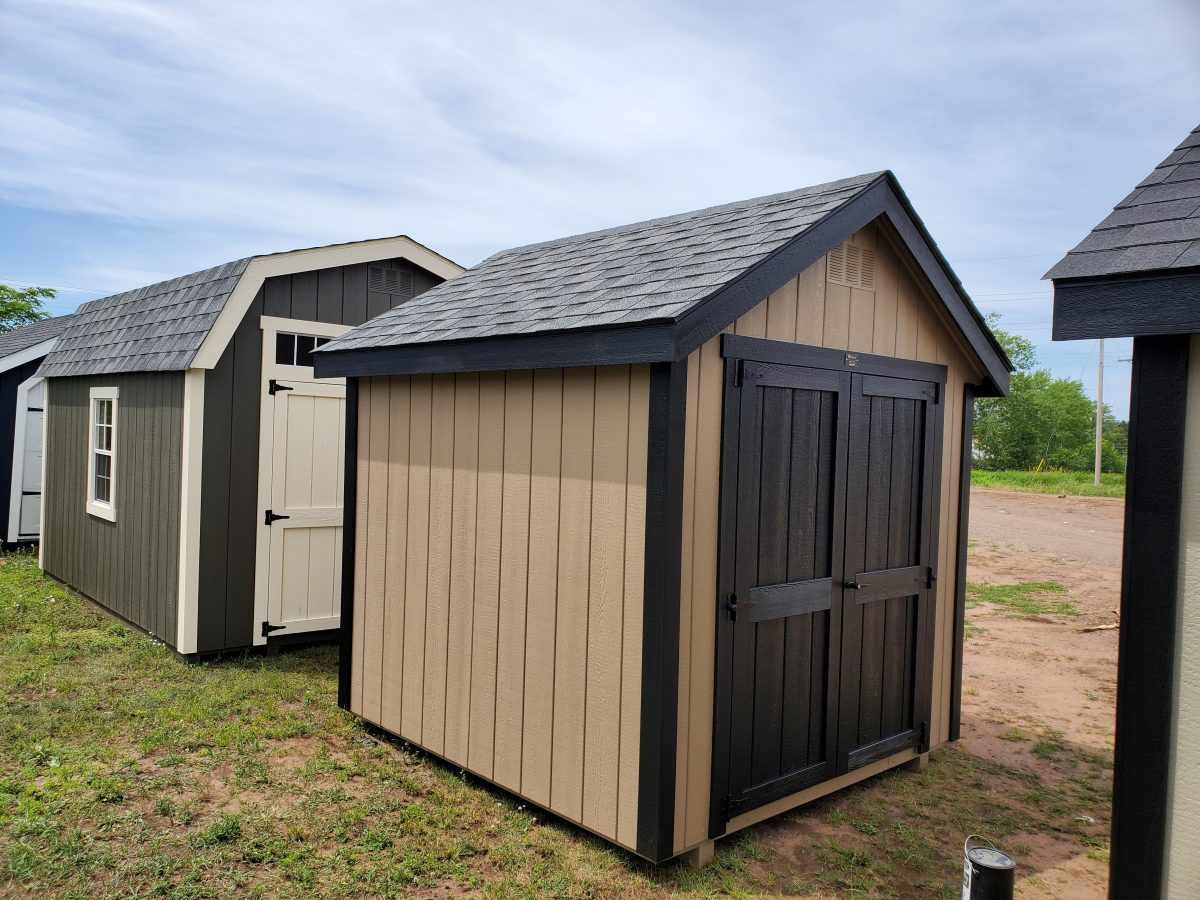 Cape Cod Garden Shed For Sale  Northwood Industries, INC  #32