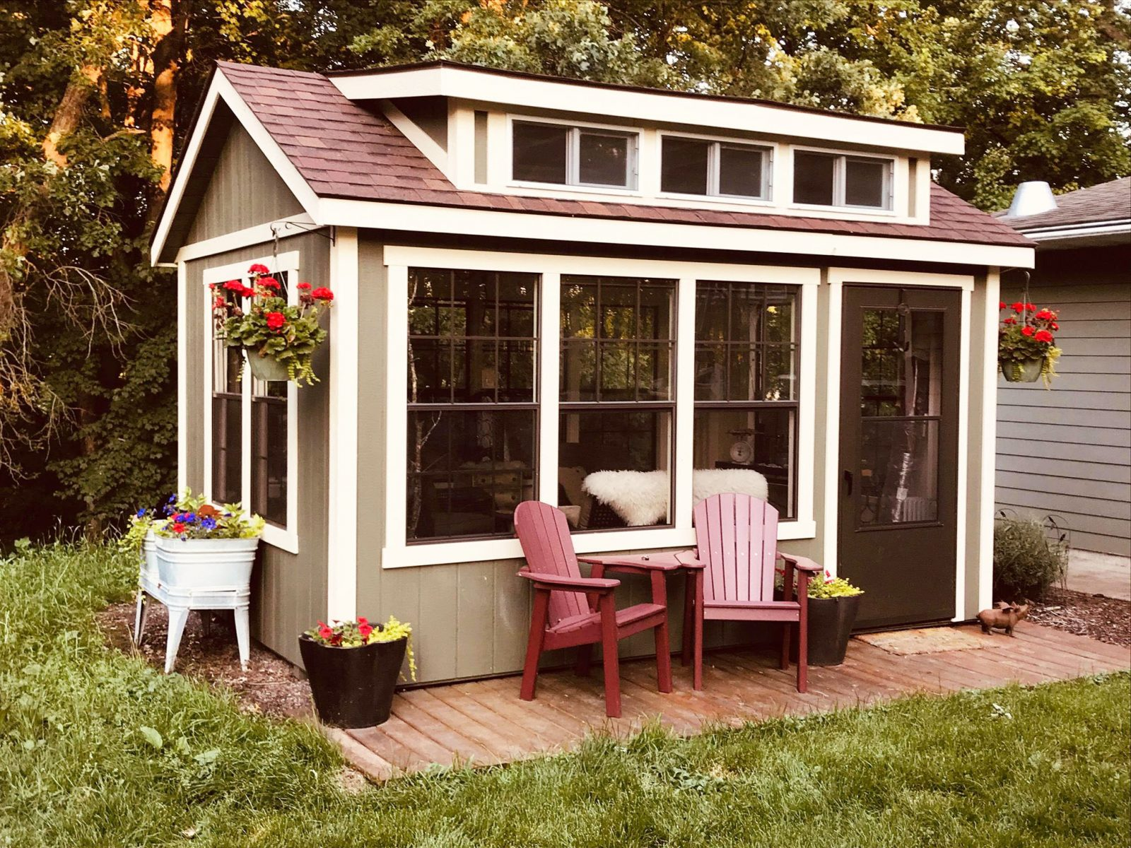 save money on your shed
