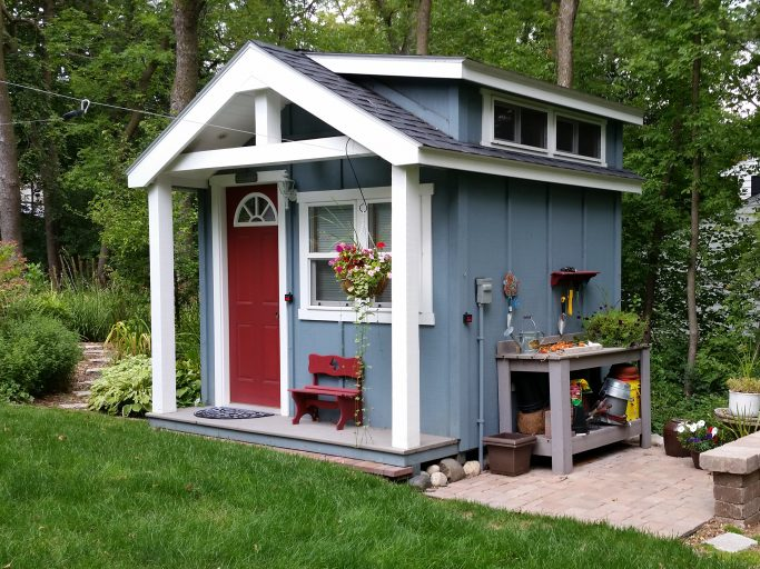 bunkhouse shed for sale in minnesota