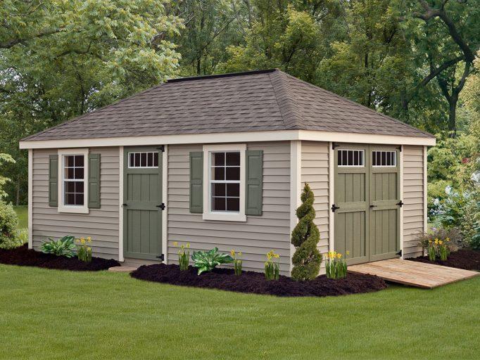 villa shed best backyard guest house sheds