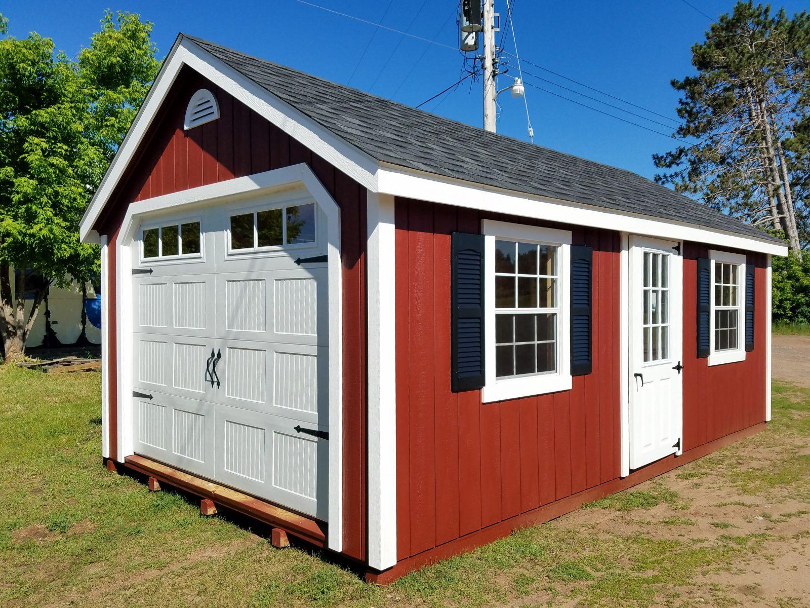 prefab garage near minneapolis mn