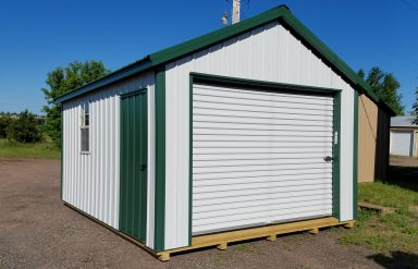 prefab garage near brainerd minnesota