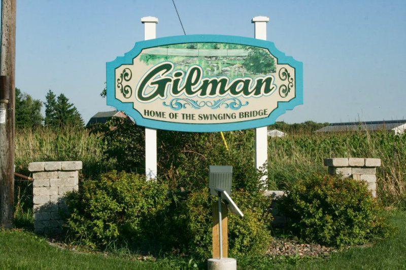 Gilman wisconsin gazebo