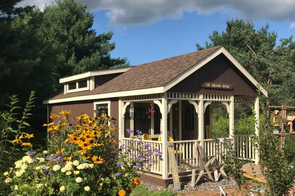 spooner wisconsin cabin shed retail store