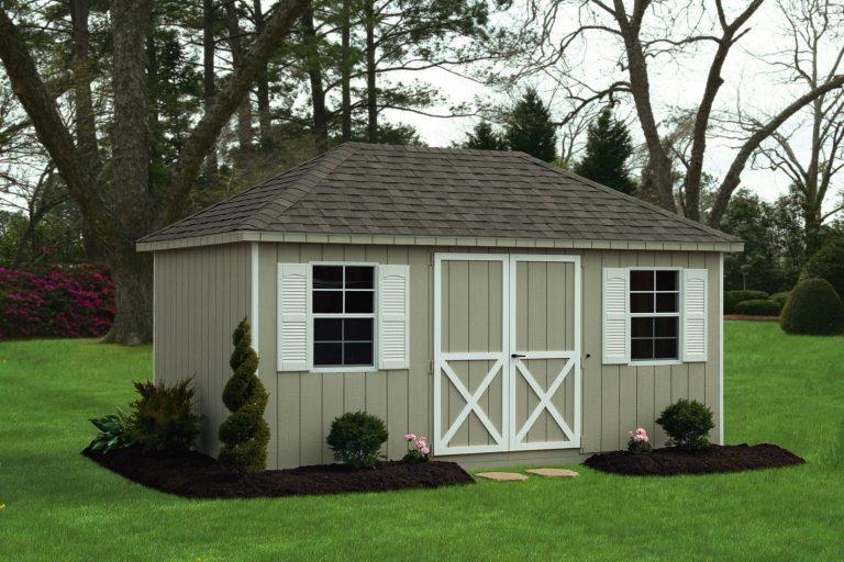 villa shed in st cloud Minnesota