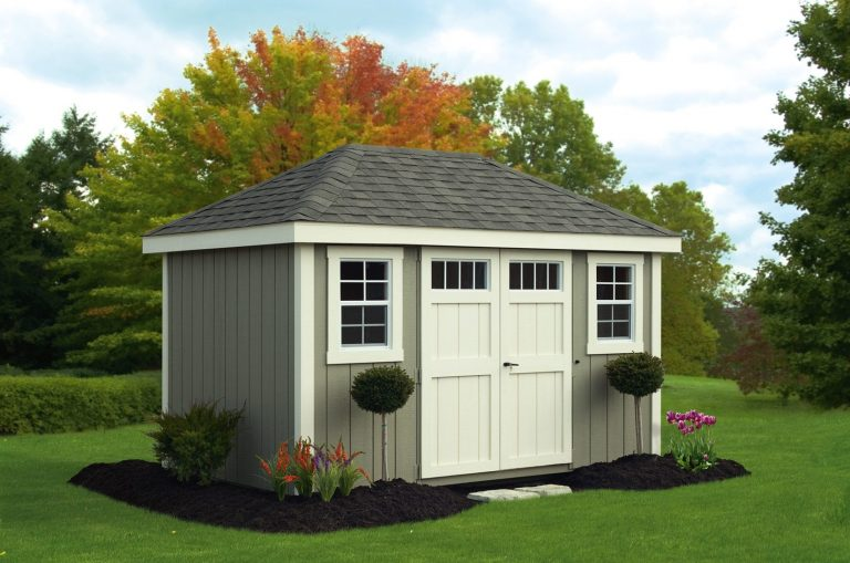 villa shed in duluth