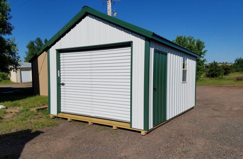 steel garages in duluth