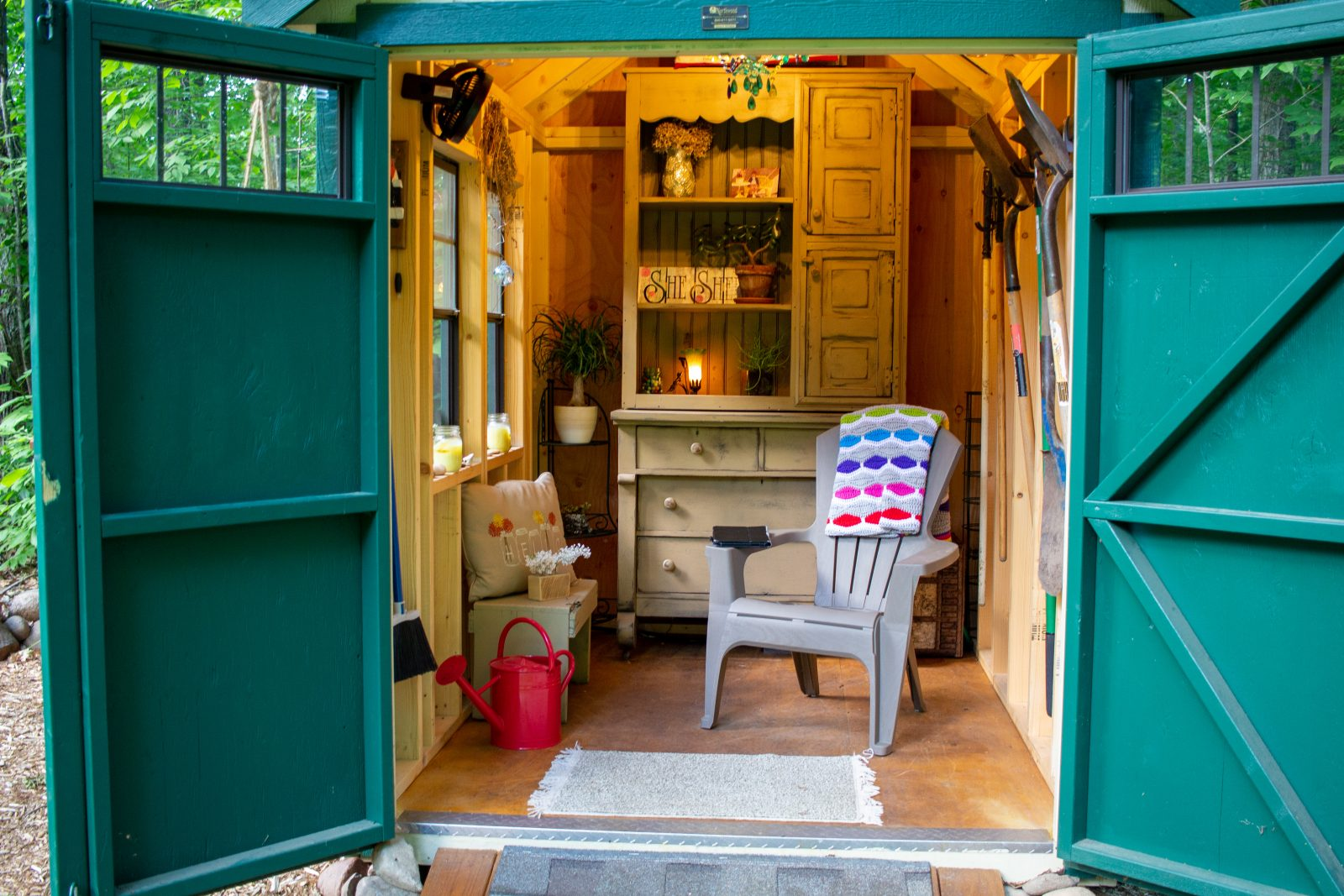 outstanding she shed for sale near hayward wisconsin