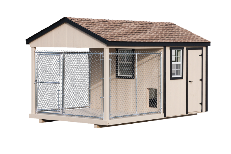 8x14 dog kennel with chain link fence for sale in minneapolis minnesota