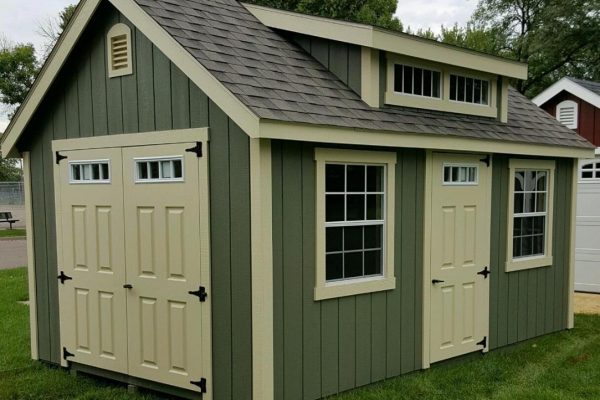 classic wood storage buildings for sale in rochester minnesota