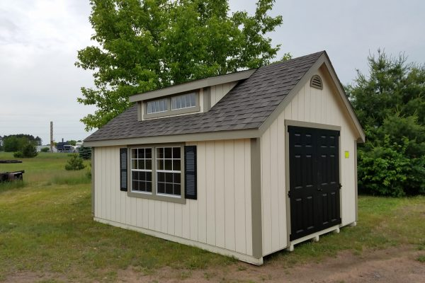 storage buildings for sale in duluth minnesota with dormer