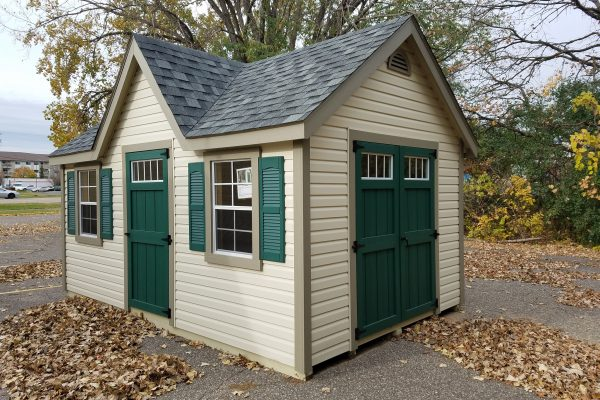 vinyl storage buildings for sale in brainerd minnesota