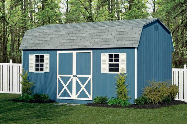 blue storage barn company in hayward wisconsin