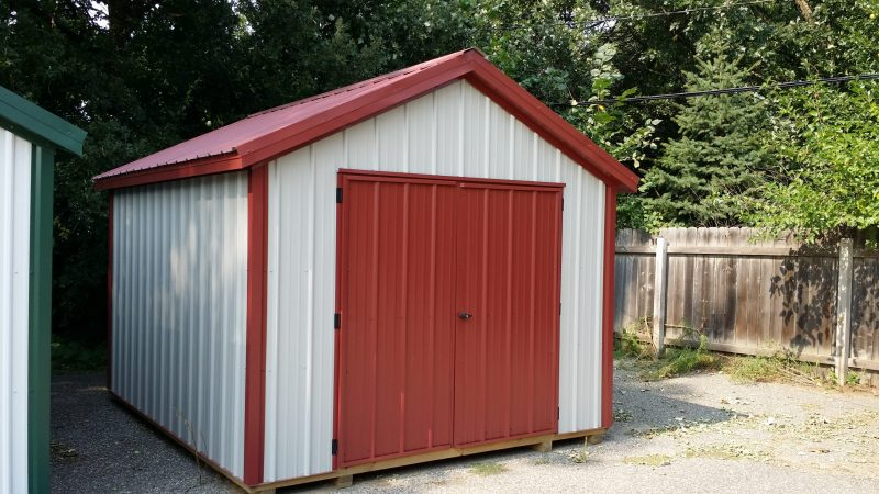 10x12 steel garden shed for sale in grand rapids minnesota