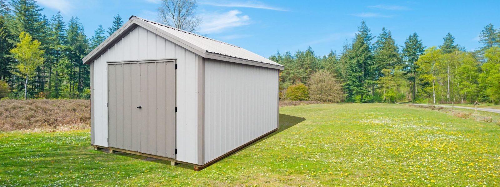 steel garden shed for sale near me in Minnesota