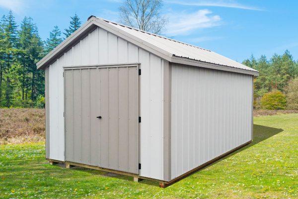 steel garden shed for sale near me in Wisconsin
