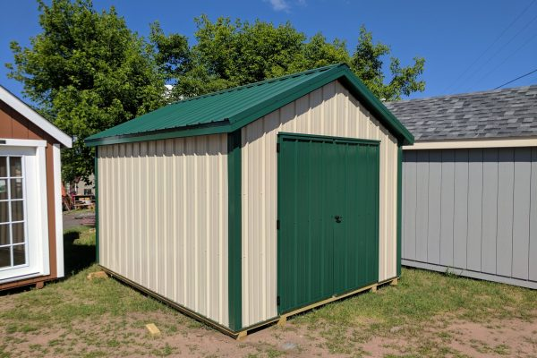 steel garden sheds for sale in hayward wisconsin