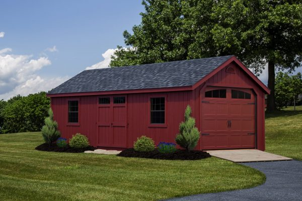 12x28 portable garage by northwood industries for sale in midwest