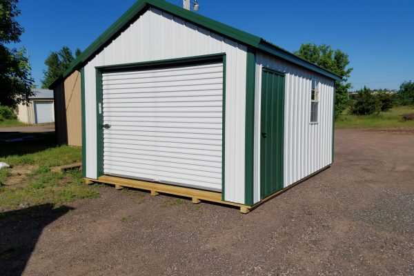 12x20 steel garages for sale in hayward wisconsin