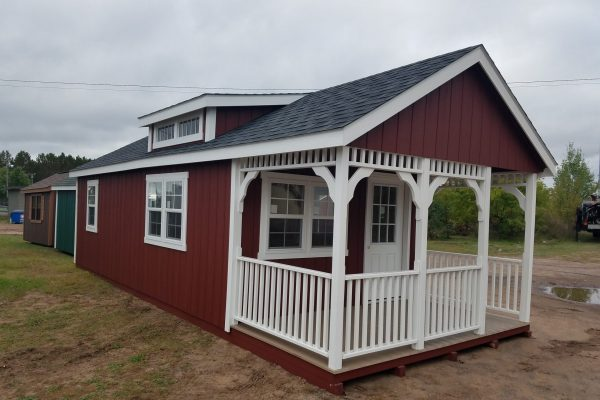 Cape cod shed cabin vacation cabin for sale in minnesota