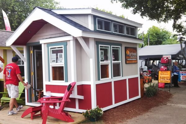 bunkhouse by northwood industries at minnesota state fair
