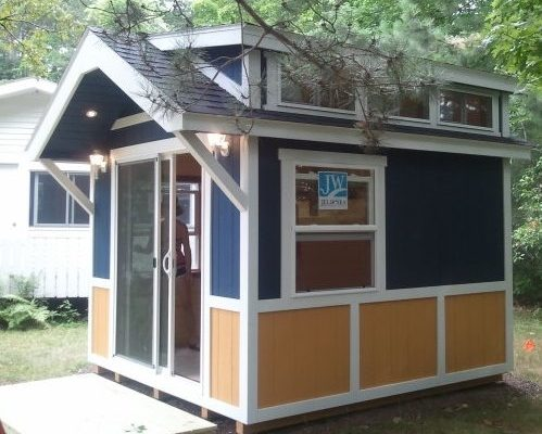 bunkhouse for sale by shed company in mounds view minnesota