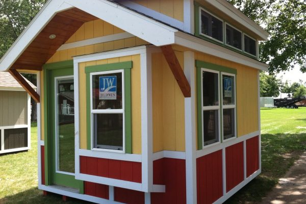 bunkhouse for sale in duluth minnesota by storage shed company