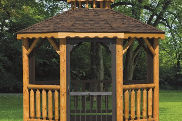 rustic screened gazebo for sale near me in minneapolis minnesota