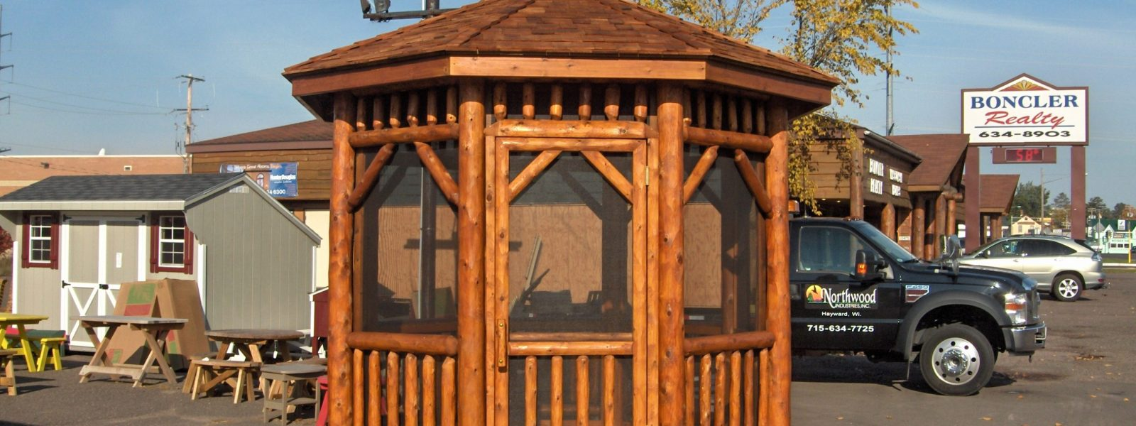 screened gazebo for sale in minnesota and wisconsin