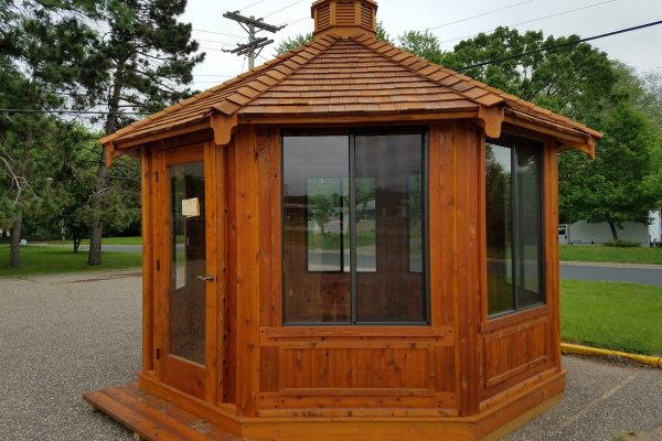 northwood industries royal cedar gazebo for sale near me