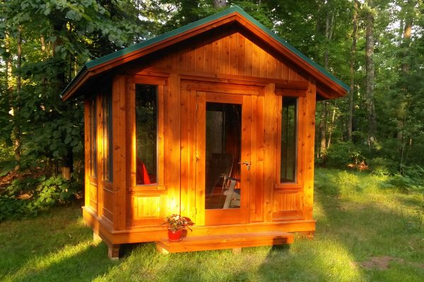 royal cedar square gazebo for sale by northwood industries