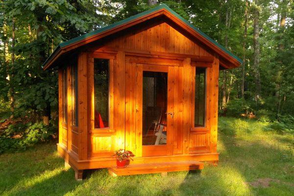 royal cedar square gazebo for sale by northwood industries