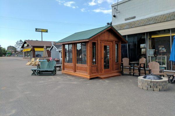 royal cedar square gazebo for sale in hayward wisconsin