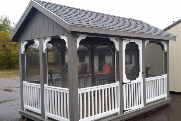 northwood industries screened pavilion for sale in cable wisconsin