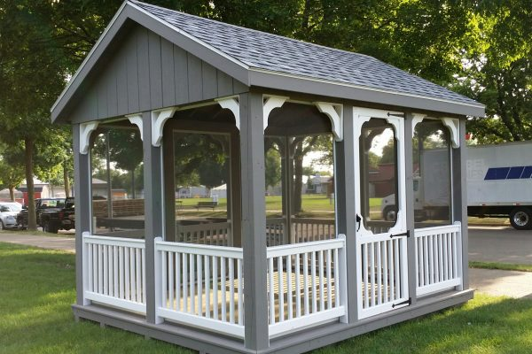northwood industries screened pavilion for sale in mounds view minnesota