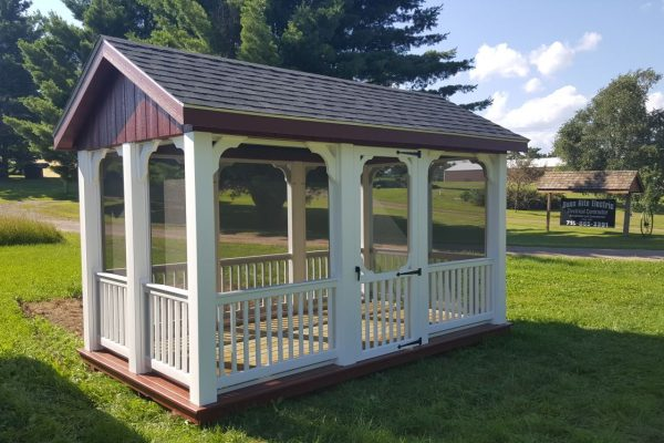 screened pavilion for park for sale in minnesota