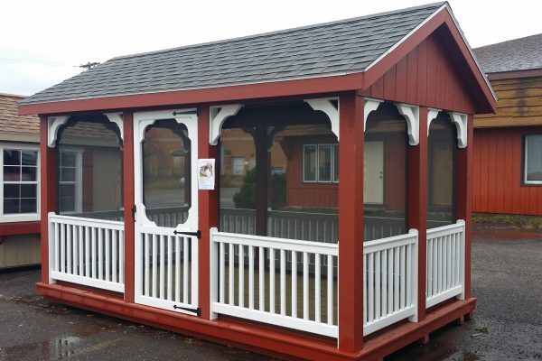 screened pavilion for sale in midwest