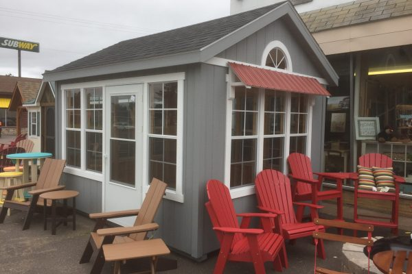 northwood industries shed sunroom for sale in hayward wisconsin