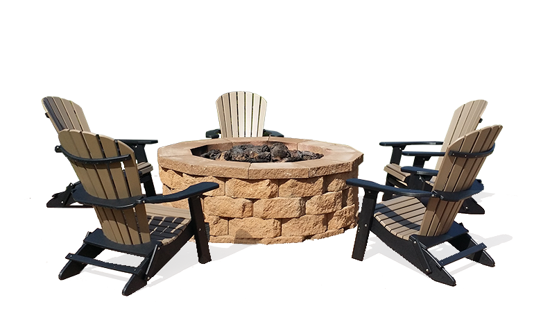 adirondack chairs poly outdoor furniture for sale in wisconsin