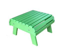outdoor foot stool for outdoor patio furniture