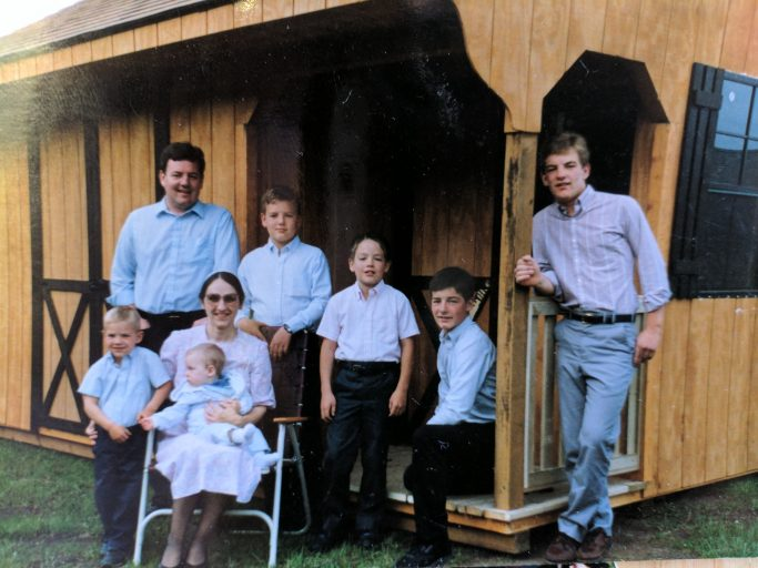 northwood industries shed company martin family 1992
