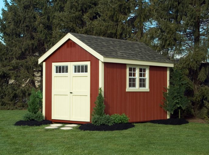 storage sheds buying guide part 1