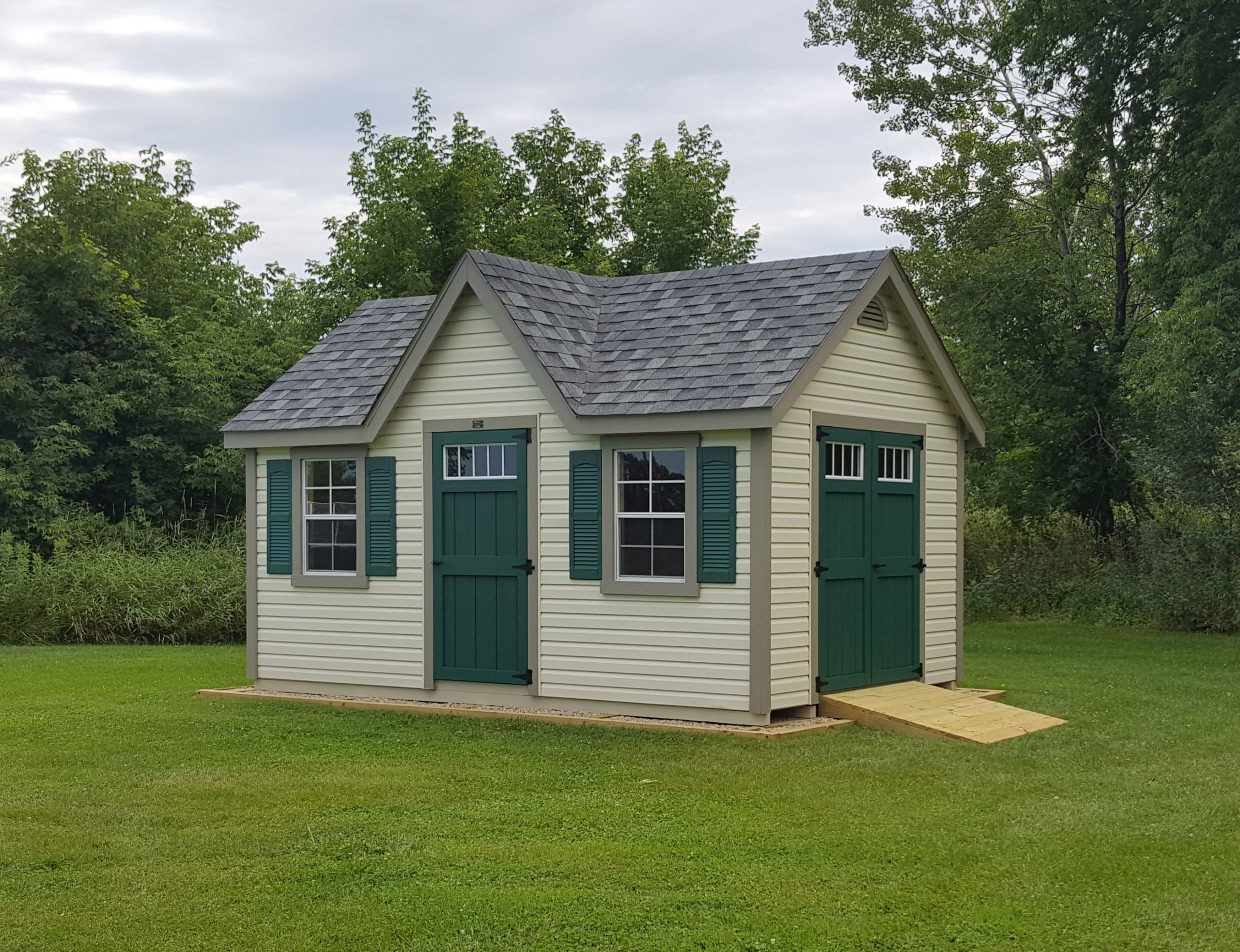 your guide to shopping for and purchasing storage sheds from a quality shed company