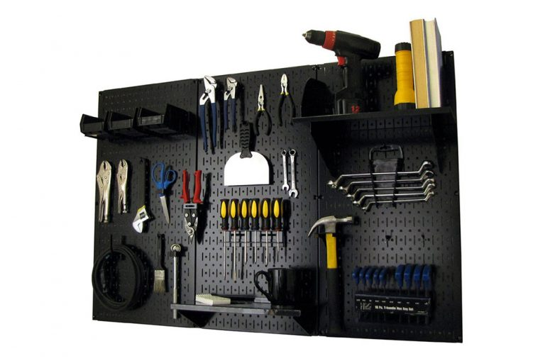 pegboard for sale for storage sheds