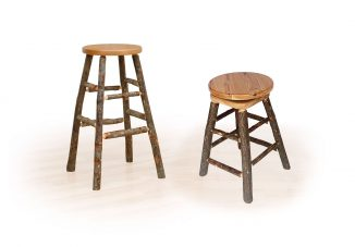 15 hickory kitchen stool